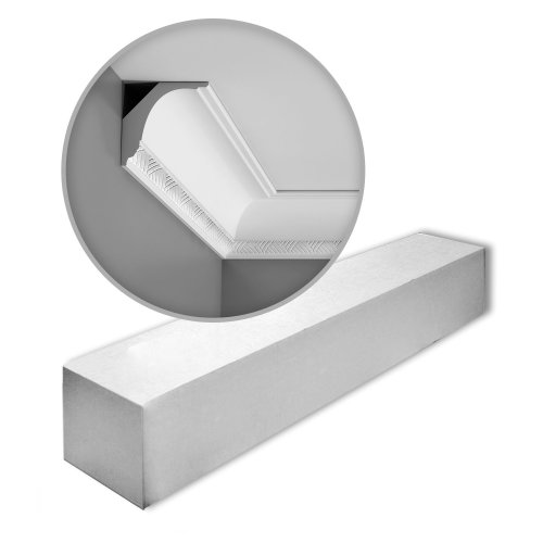Orac Decor C402 LUXXUS 1 Box 18 pieces Cornices Mouldings | 36 m