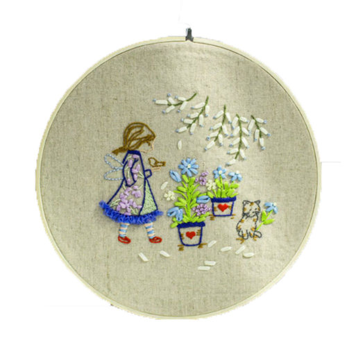 Handmade Needlework Embroidery Kits DIY Meaningful Holiday Gifts