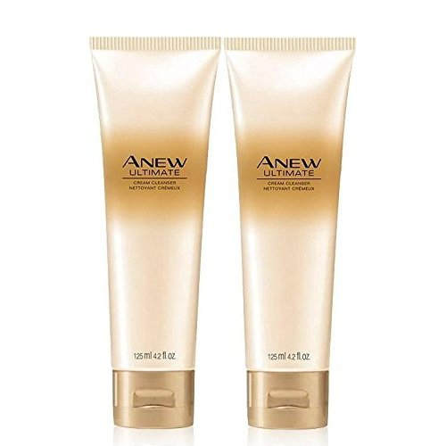 Avon Anew Ultimate Cream Cleanser Lot of 2