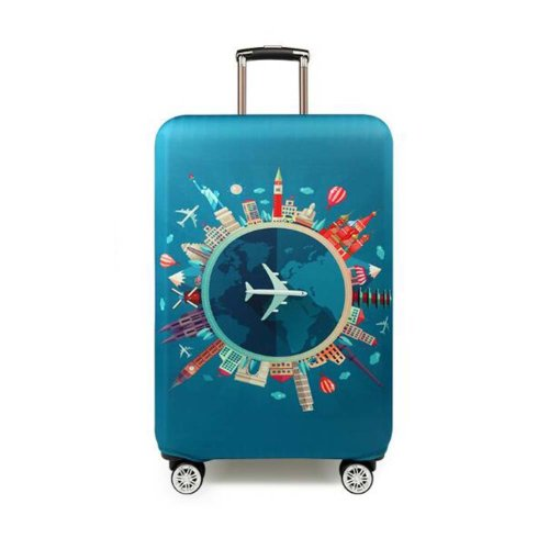Cool Travel Luggage Dustproof Protector Suitcase Suits for 22-24 Inch Luggage #7