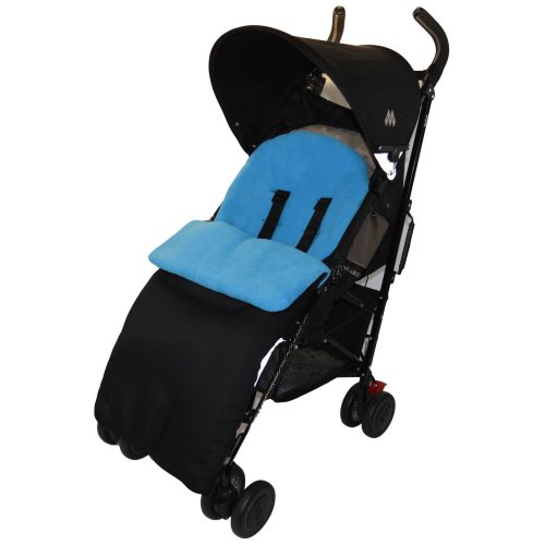 Footmuff / Cozy Toes Compatible avec Joie Turquoise