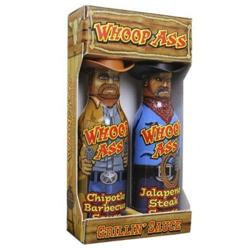Ass Kickin GS641 Whoop Ass Grilling Sauce