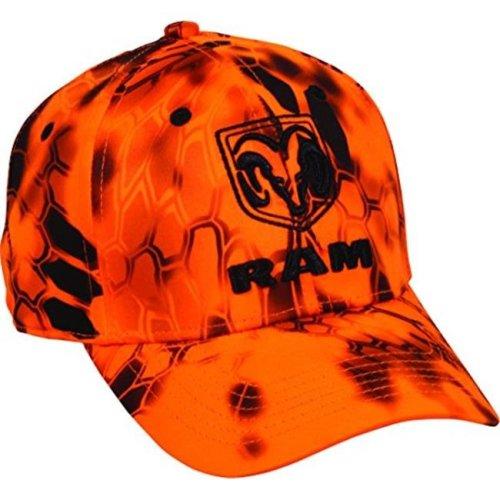 Ram Embroidered Hat, Kryptek Inferno