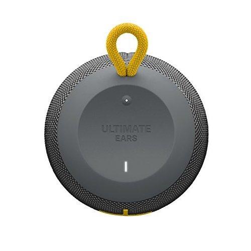 WONDERBOOM Waterproof Bluetooth Speaker Stone Grey
