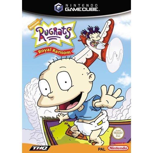 Rugrats Royal Ransom (Game Cube)