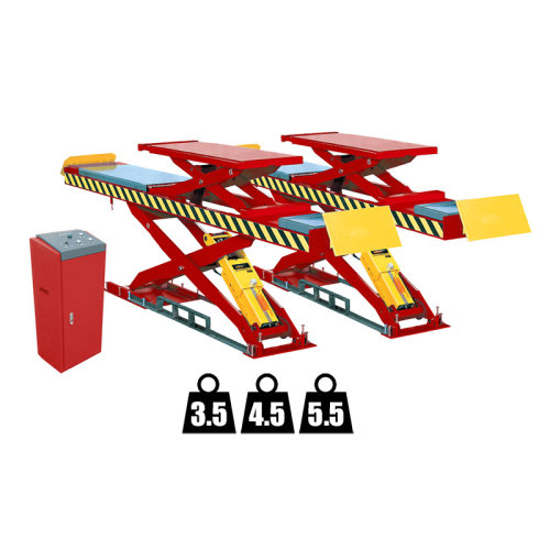GEO Double Platform Car Scissor Lift