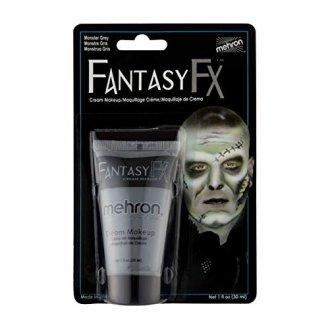 Mehron Makeup Fantasy F/X (1 Oz) (Monster Grey)