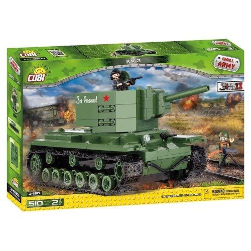 Cobi - Small Army -KV -2 Tank (510 Pcs)