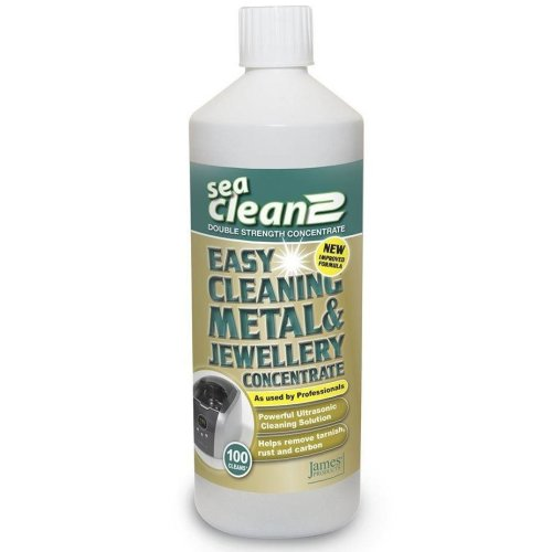 James Products Sea Clean 2 Cleaning Solution 1L For All Ultrasonic Cleaners (SEACLEAN2/1L)