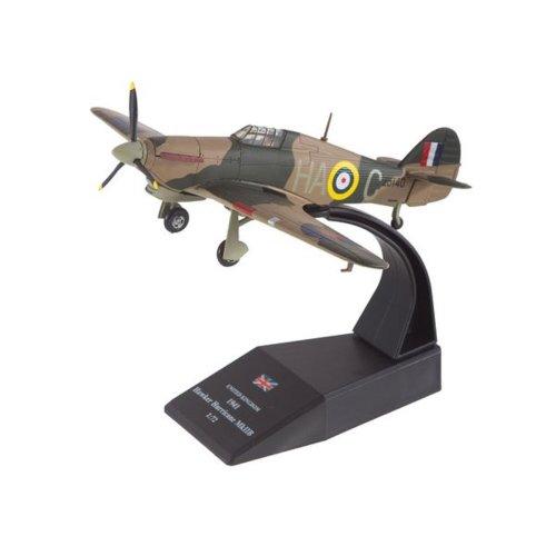 Humatt - 40609 - Hawker Hurricane MK HB - Scale 1:72