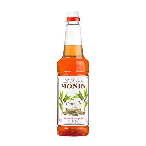Monin Cinnamon Coffee Syrup 1 Litre (plastic)