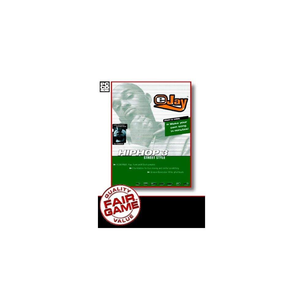 Hip Hop eJay 3 (PC CD)