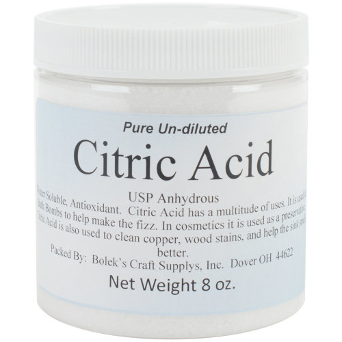 Citric Acid 8oz-