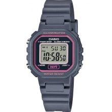 Casio KIDS LA-20WH-8AEF Multifunction Watch Gray Female Girl