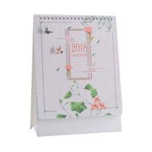 Desk Calendar, Pad Calendar, 2017-2020 Academic Year, Swallows