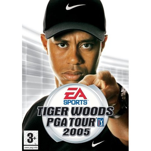 Tiger Woods PGA Tour 2005 (GameCube)