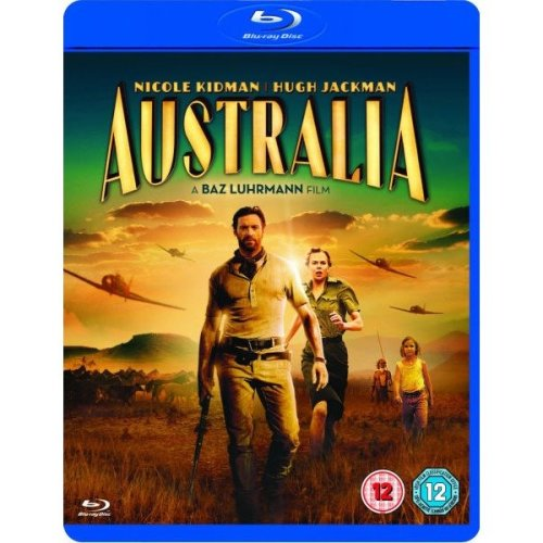 Australia - Double Play (blu-ray and Digital Copy)