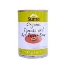 Suma - Org Tom/Red Pepper Soup 400g