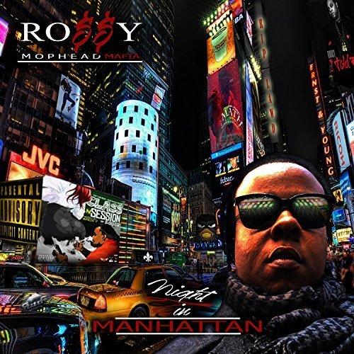 Rossy - Night N Manhattan [CD]