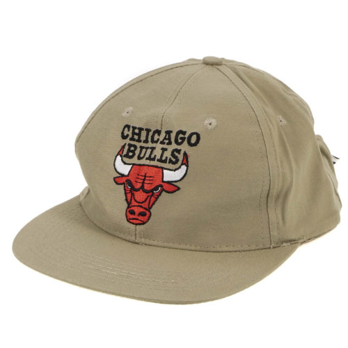 Chicago Bulls Baseball Cap NBA Offical