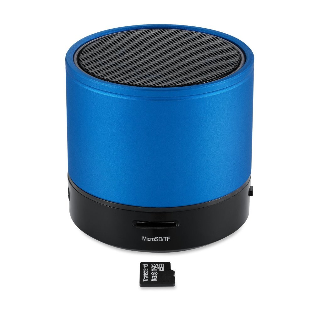 f3de6f7468a6f2 ... Betron KBS08 Wireless Portable Travel Bluetooth Speaker Blue - 9. >