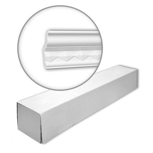 Profhome 150278 Cornice moulding 1 Box 12 pieces | 24 m
