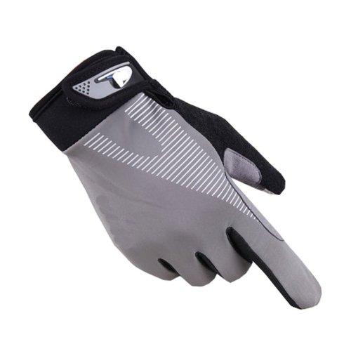 Classic Simple Design Men Sports Gloves Non-slip Sport Gloves-A4