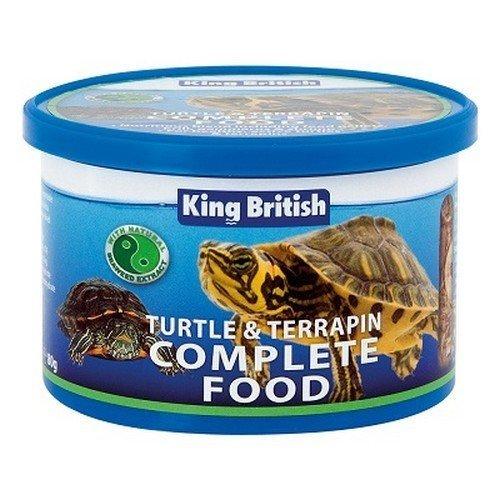King British Turtle & Terrapin Food