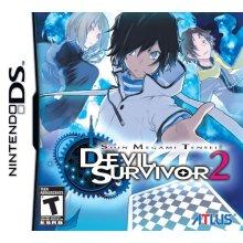 Nintendo Dsi - Shin Megami Tensei: Devil Survivor 2
