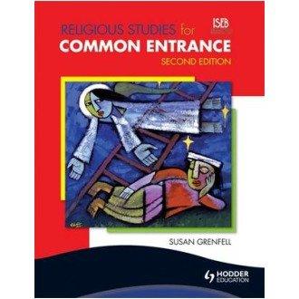 Religious Studies for Common Entrance Pupil's Book