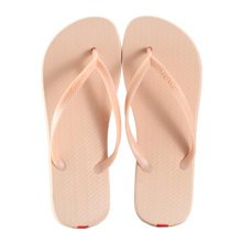 Unisex Casual Flip-flops Beach Slippers Anti-Slip House Slipper Complexion