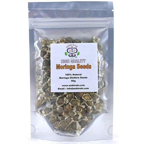 Ankh Rah Moringa Seeds 50g