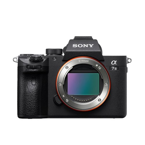 Sony Alpha A7 III Camera Body | Mirrorless Camera Body