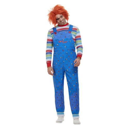 Mens Chucky Good Guys Fancy Dress Costume (Extra Large)
