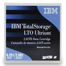 IBM LTO Ultrium 6 2500GB LTO