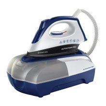 Russell Hobbs Auto Steam Iron Pro 2400 W - White and Blue (Model No. 22190)