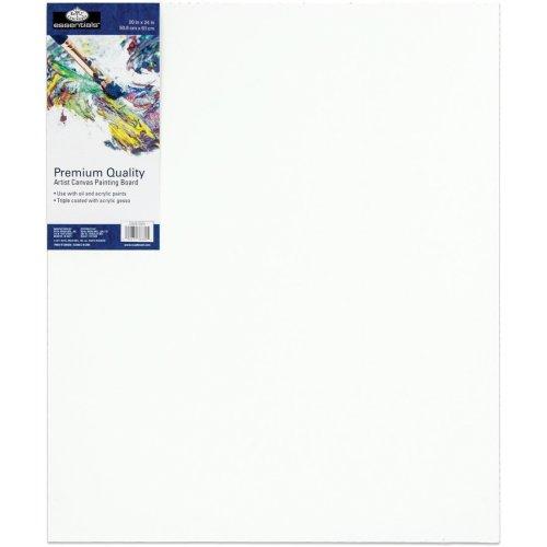 """essentials(TM) Premium Canvas Board-20""""X24"""""""