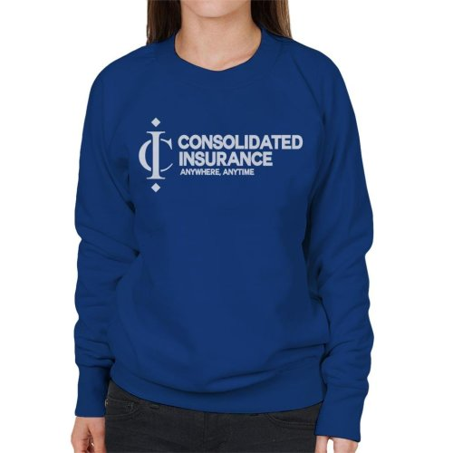 Consolidated Insurance Mission Impossible Women's Sweatshirt