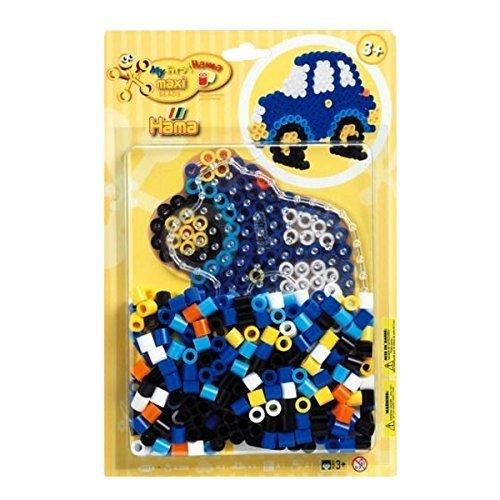 Hama Maxi Beads Car Set