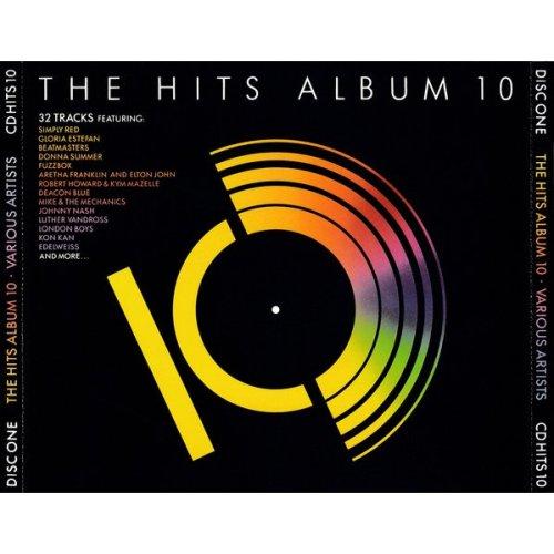 THE HITS ALBUM 10 [Audio Cassette] Various