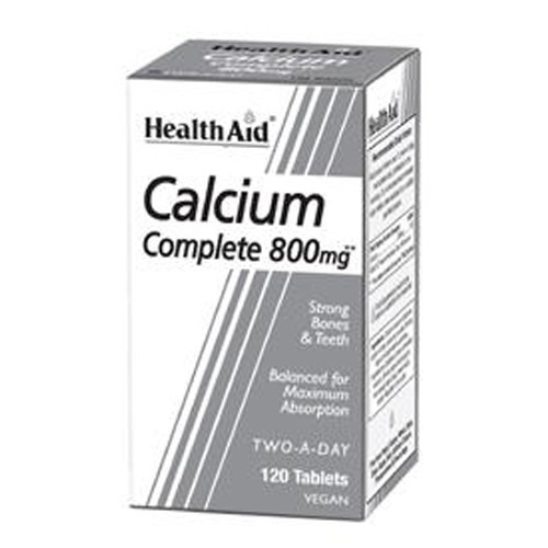 Healthaid Calcium Complete 800mg - 120 Tablets