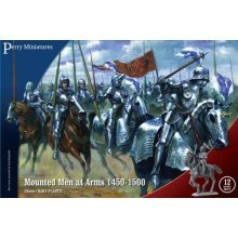 Perry Miniatures Mounted Men at Arms 1450-1500