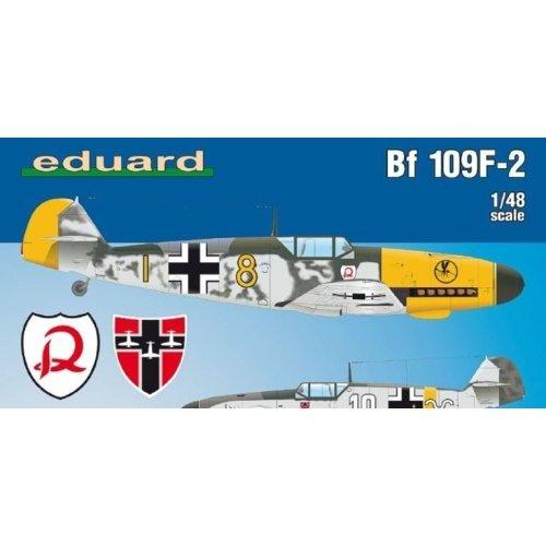 EDK84147 - Eduard Kit 1:48 Weekend - Bf 109F-2