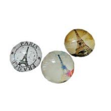 Set of 3 Creative Eiffel Tower Magnets Fridge Magnets Gift for Friend