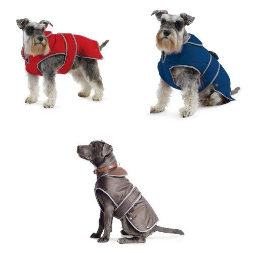 Ancol Pet Products Muddy Paws Stormguard Reflective Dog Coat