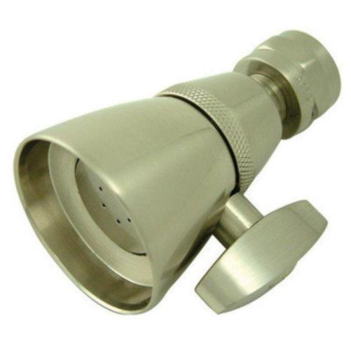Kingston Brass K131A8 1-.75 Inch Diameter Brass Shower Head - Satin Nickel