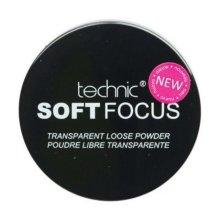 Technic Soft Focus Transparent Loose Powder
