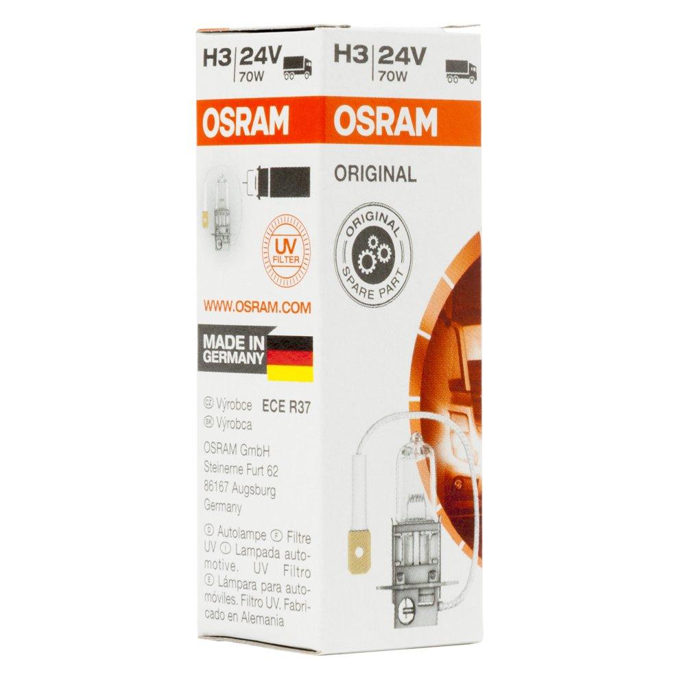 R10W Lampada Osram 5637BLI2 24V//10W BA15s in Blister doppio