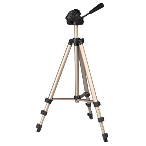 Hama Star 75 Digital/film cameras Black,Silver tripod