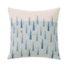 """17.7""""x17.7"""" Comfortable Throw Pillow Soft Pillow Sofa Cushion Back Cushion, E"""